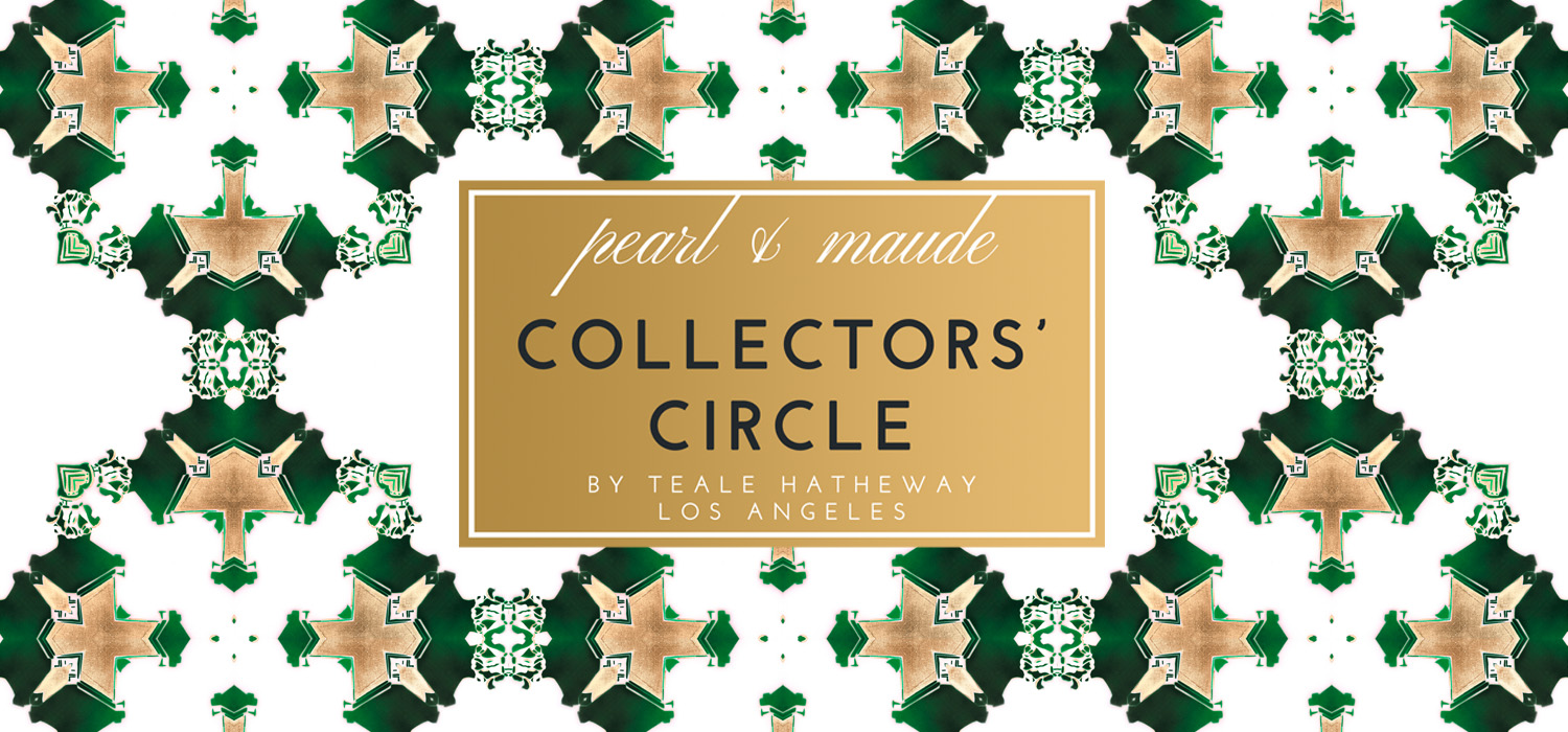 Pearl and Maude Collectors Circle is a new subscription box for art and design lovers.